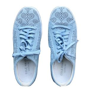 Cole Haan Grand OS Paisley Perforated Sneaker